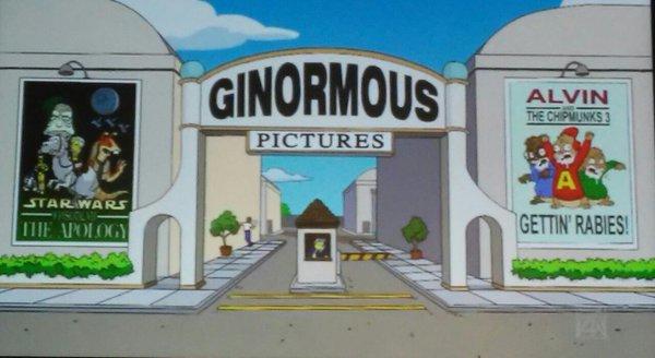 «Симпсоны» предсказали появление седьмого эпизода «Звездных войн»